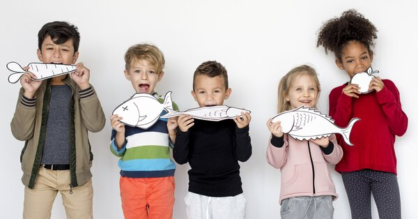 Rybí tuk pro děti s příchutí – jednoduché užívání a spolehlivé účinky