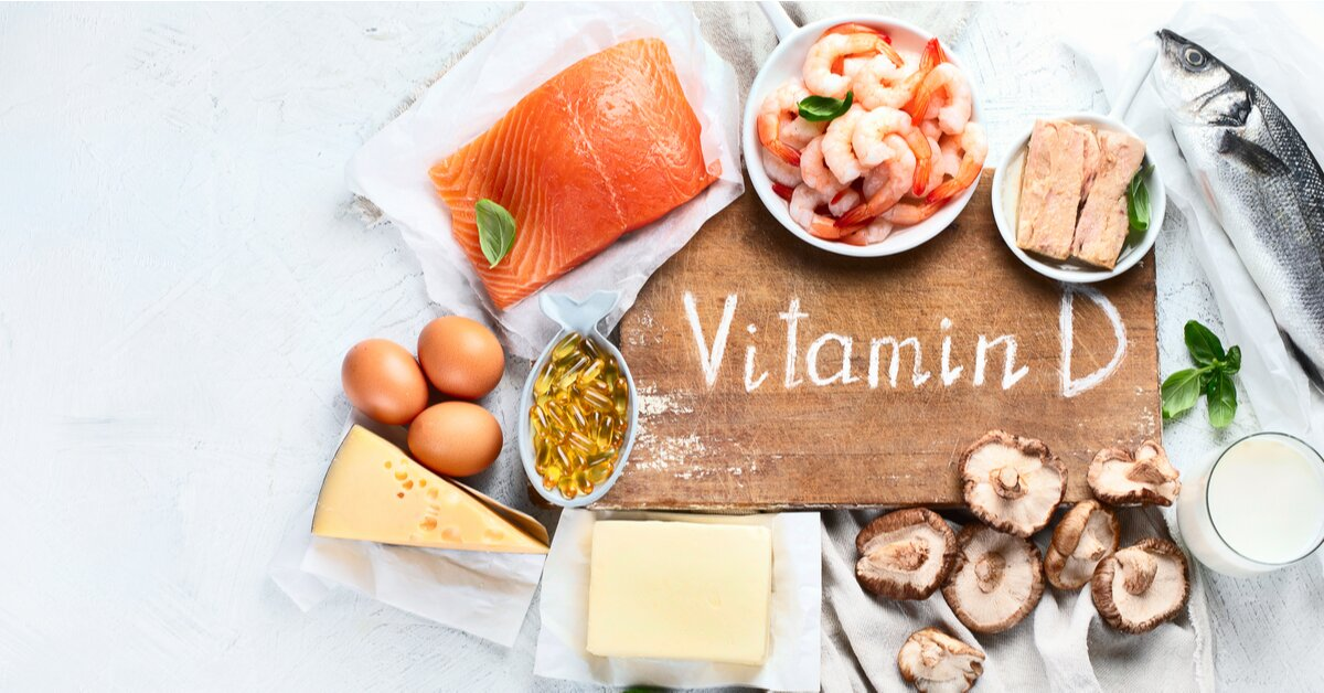 Víte, které potraviny obsahují vitamín D, a jíte jich dostatek?