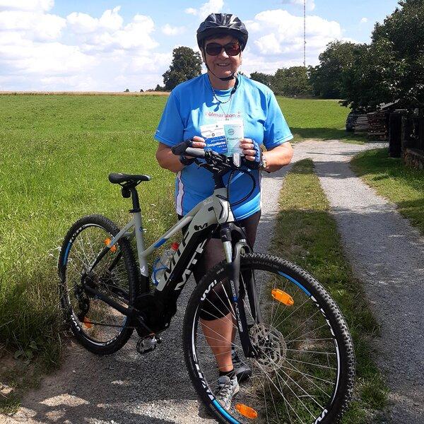 I v důchodu ujedu 50 km na kole!