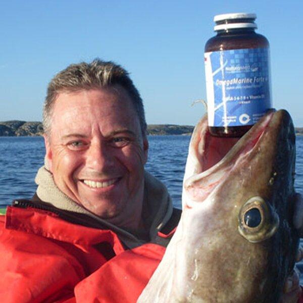 Na ryby do Norska s lososem v kapsli