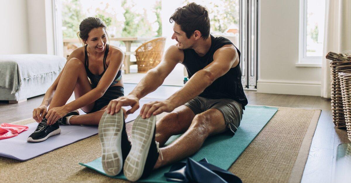 Jak probíhá správná regenerace svalů po cvičení?