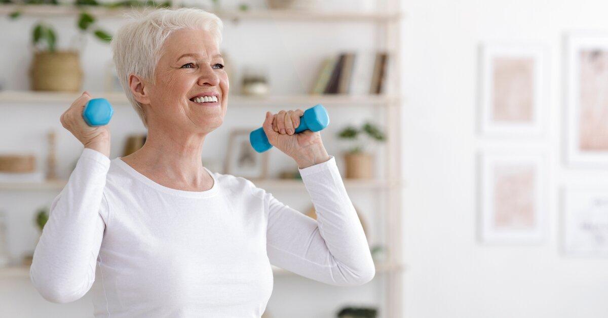 Cvičení pro důchodce, které vás bude bavit