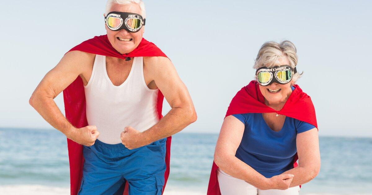 Úbytek svalové hmoty ve stáří: víte, kolik váží vaše svaly?