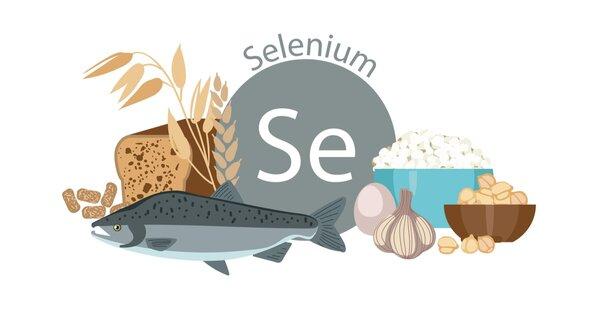 Selen: doporučená denní dávka závisí na vaší váze