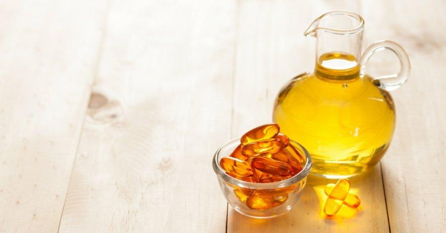 Rybí tuk je skvělým zdrojem vitamínu D!