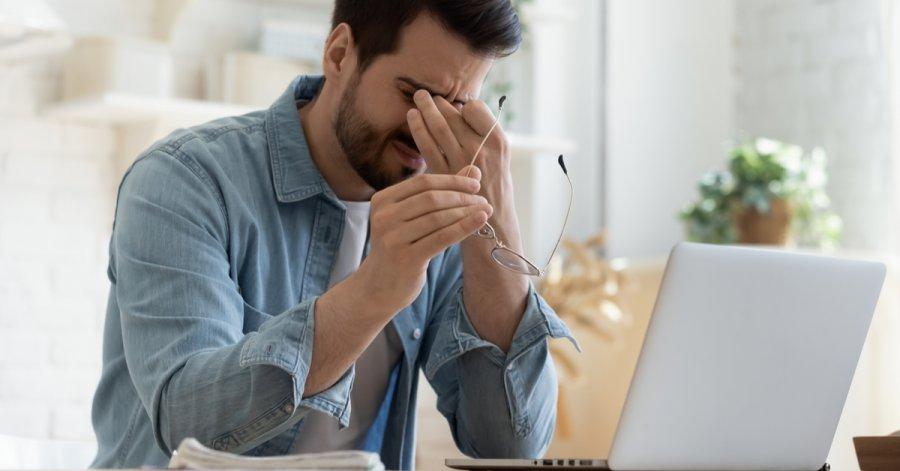 Únavový syndrom – proč jím muži trpí, a čím je chronická únava zapříčiněna?