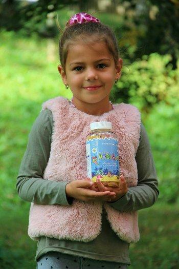 Vitamíny s Omega-3 si zamilují i Vaše děti
